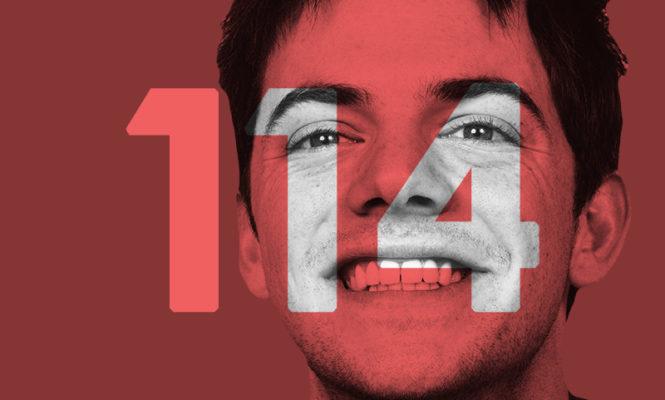 VF Mix 114: Nico Muhly by Guy Andrews
