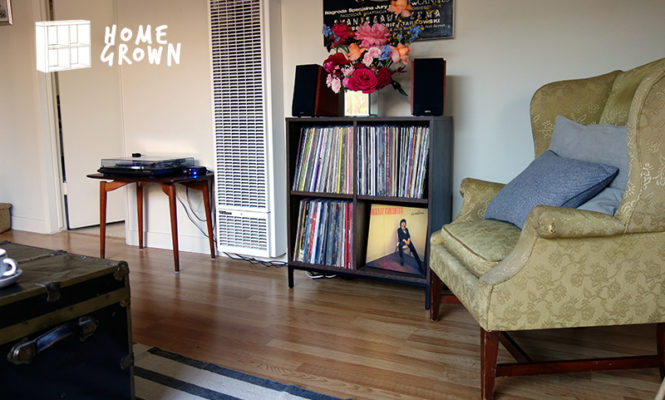 Home Grown: The collector whose records are like musical DNA