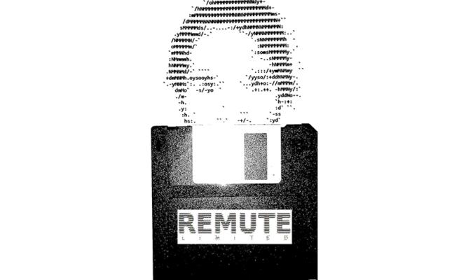 Techno producer Remute releasing new album on floppy disk