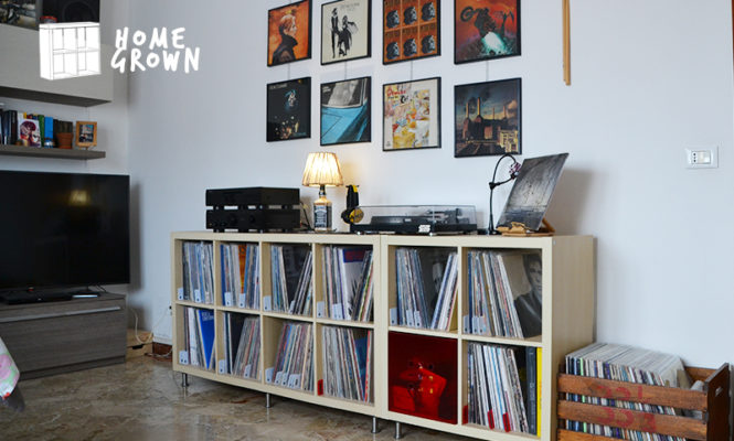 Home Grown: The Italian collector with 65 Bowie records