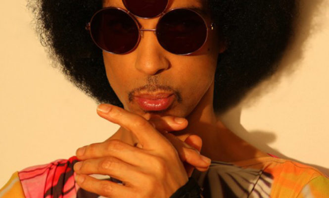 Vinyl copies of Prince's rare unreleased <em>Black Album</em> LP discovered