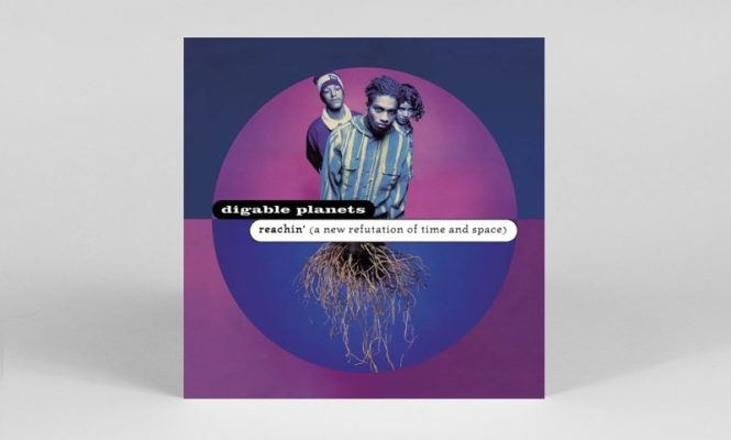 Digable Planets reissue debut album <em>Reachin&#8217; (A New Refutation of Time and Space)</em> on vinyl for the first time