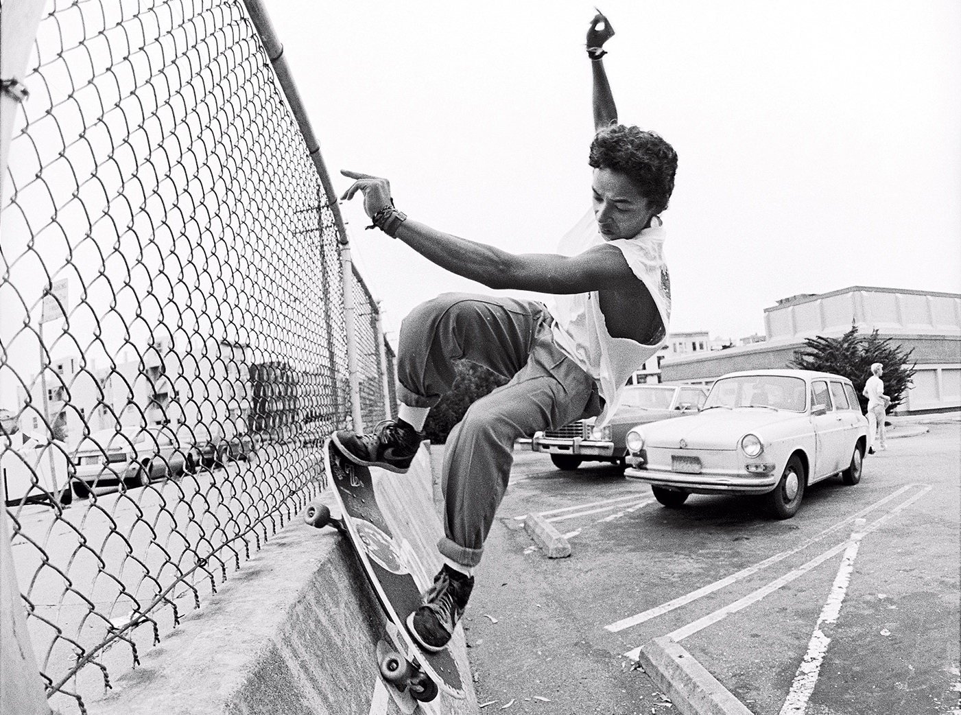 The musical influences of legendary skater and soul child ...