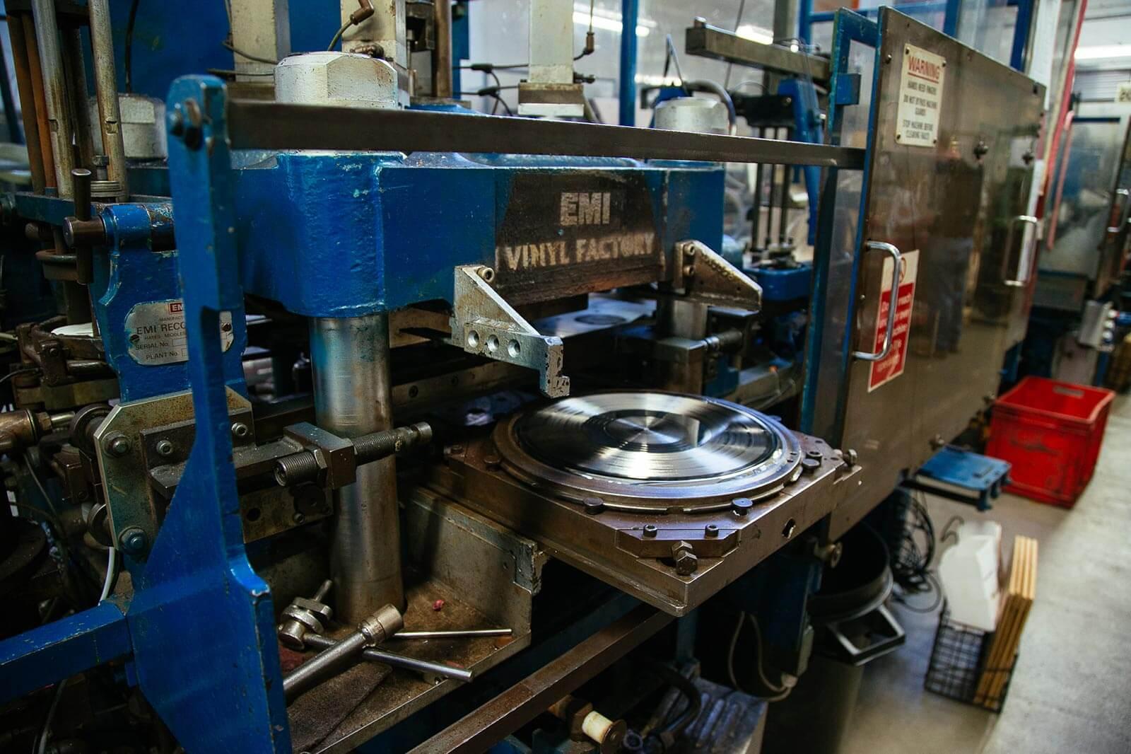 Plant The Vinyl Factory