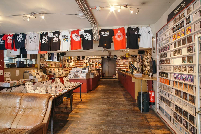 Venues The Vinyl Factory