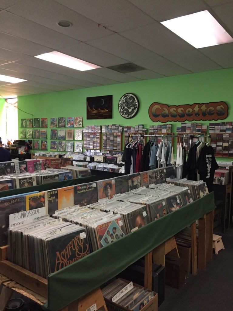 The World S Best Record Shops 093 Burger Records Fullerton