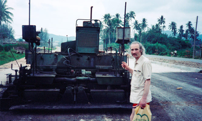Electronic music pioneer and Can co-founder Holger Czukay 5xLP retrospective box set announced