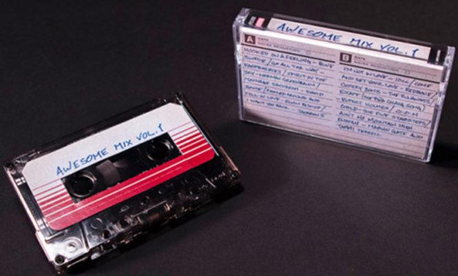 Cassette sales grew 35% in 2017