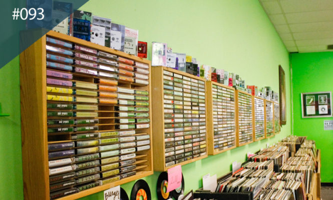 The world's best record shops #093: Burger Records, Fullerton