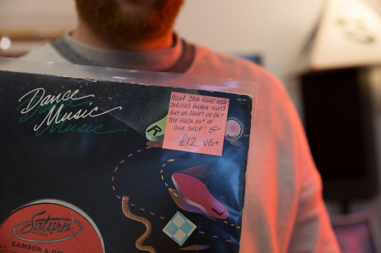 """A little weirdo community centre"": Inside Hi-Tackle, Manchester's secret record shop"