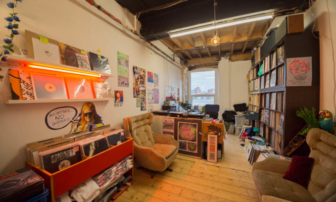"""A little weirdo community centre"": Inside Hi-Tackle, Manchester's secret record shop"