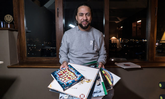 Roni Size picks his most influential records