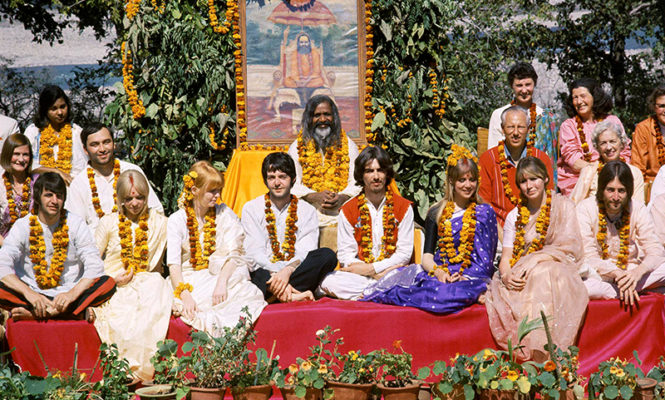 New documentary takes you inside Beatles' spiritual trip to India in 1968