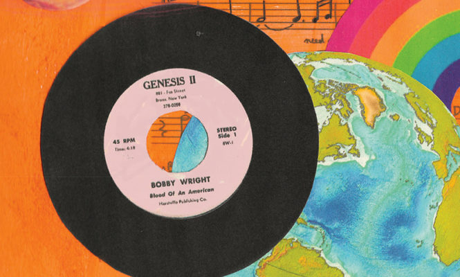 Melodies International reissue Bobby Wright's stripped-back '70s soul