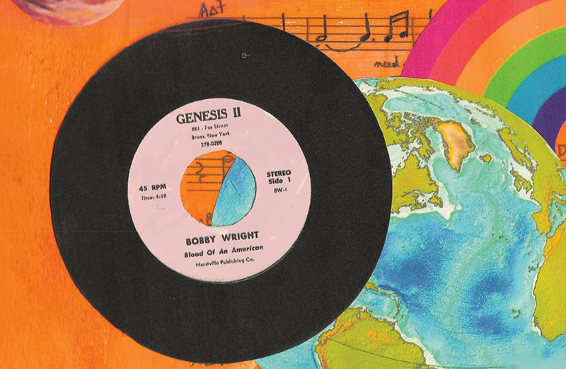 Melodies International reissue Bobby Wright's stripped-back