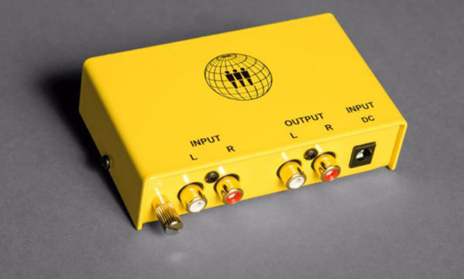 Jack White's Third Man Records releasing new pre-amp