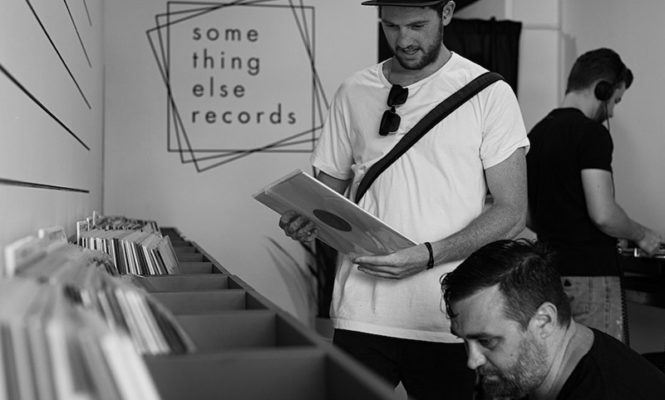 A new record shop has opened in Sydney