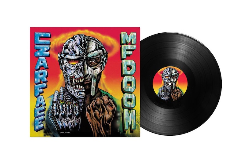 MF DOOM and Czarface to release new LP Czarface Meets Metal Face!