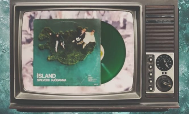 Watch a mini-documentary on the hunt for Iceland's super-rare funk records