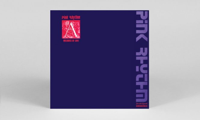Pink Rhythm's cult funk slow jam 'Melodies Of Love' gets vital new reissue