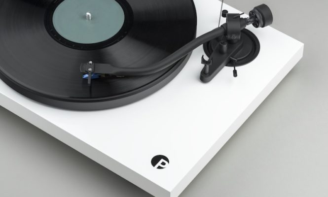 Pro-Ject unveils new Debut III S Audiophile turntable with S-shaped tonearm