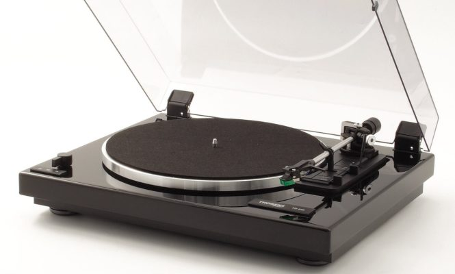 Turntable Review: Thorens TD 240-2