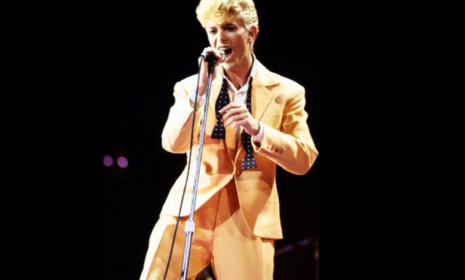 Rare David Bowie records released for Record Store Day this year