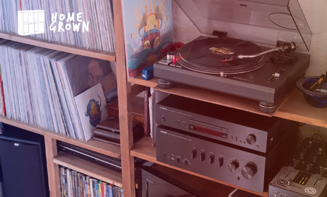 Home Grown: The collector on a quest to find the records from his childhood