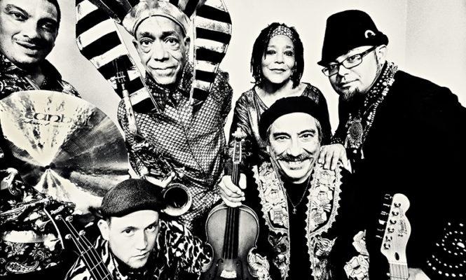 Saxophonist Idris Ackamoor's cosmic collective The Pyramids releasing new album on 2xLP