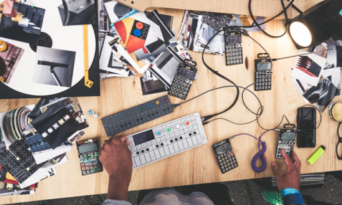 IKEA is making a turntable with Teenage Engineering