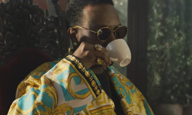 Rapper Juicy J learned how to DJ on a Fischer Price turntable with a metal wire for a needle