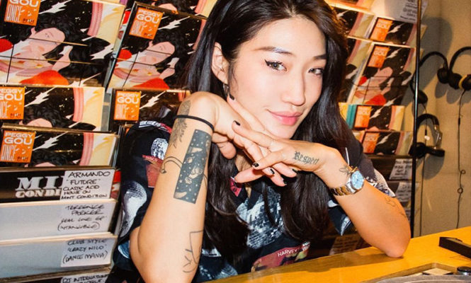 Peggy Gou releasing new 12″ on Phonica's White label