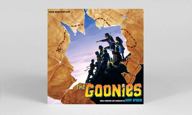 <em>The Goonies</em> original score released on vinyl for the first time