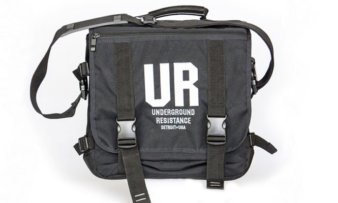 Techno pioneers Underground Resistance releasing new record bag