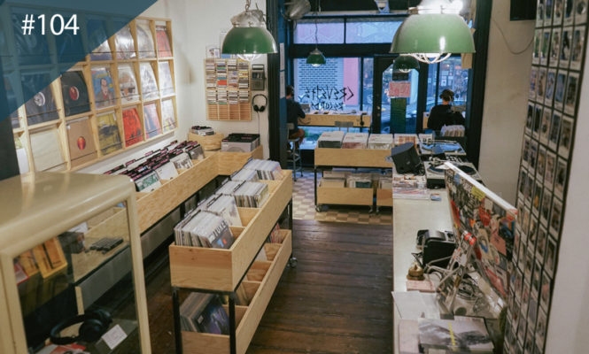 The world's best record shops #104: Crevette Records, Brussels