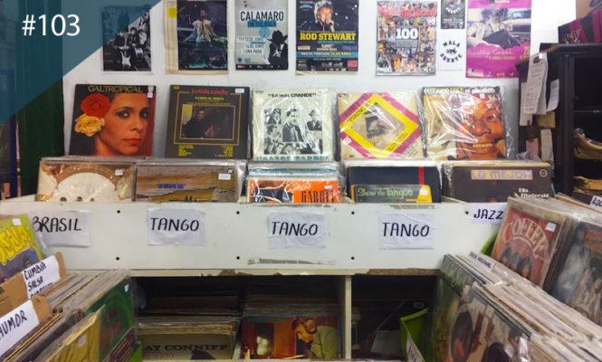 The world's best record shops #103: Elena de San Telmo, Buenos Aires