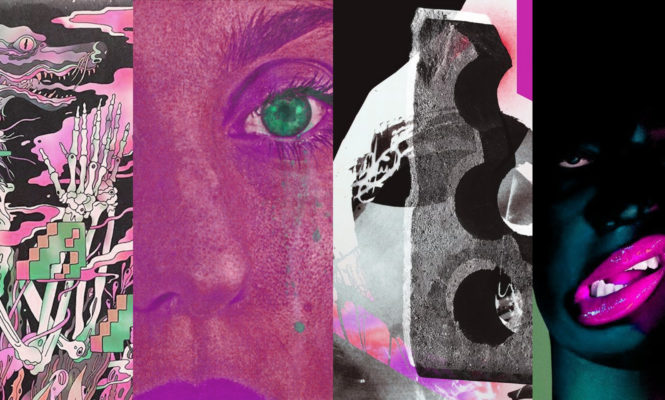 Judging A Cover By Its Cover: March's best record sleeves