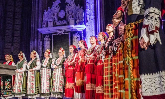 Cult choral group Le Mystère des Voix Bulgares to release new album