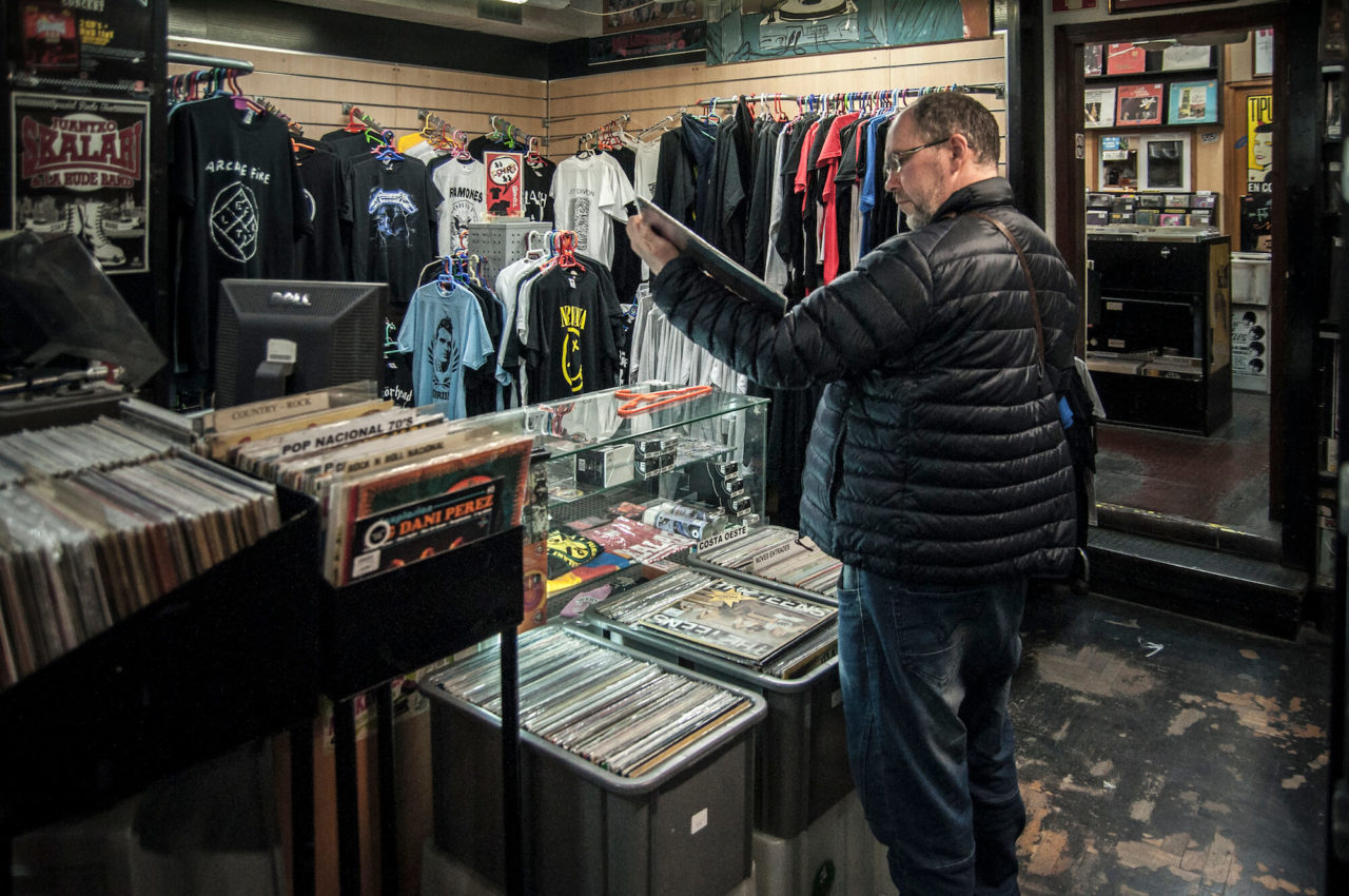The definitive guide to Barcelona's best record shops