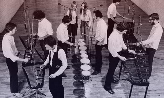 Steve Reich&#8217;s original<em>Drumming</em> album reissued on 2xLP for the first time