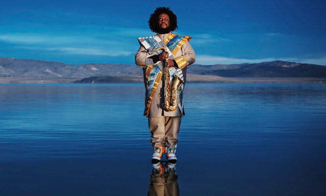 Kamasi Washington announces new double album <em>Heaven and Earth</em>