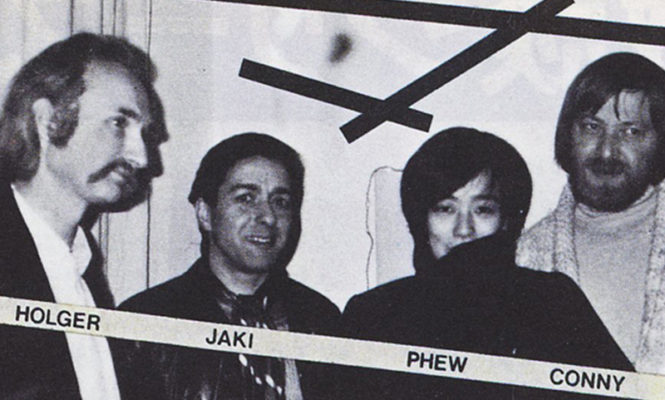 Japanese musician Phew's 1981 post-punk meets synth debut reissued for the first time