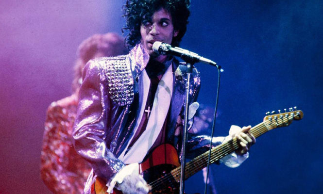 A new Prince album is being released in September