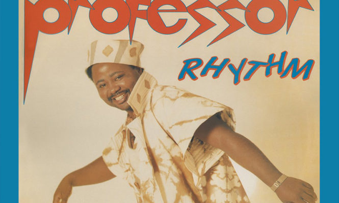 Awesome Tapes From Africa reissues Professor Rhythm's rare <em>Professor 3</em> LP