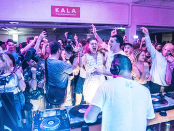 Watch all of Phonica's Record Store Day DJ sets