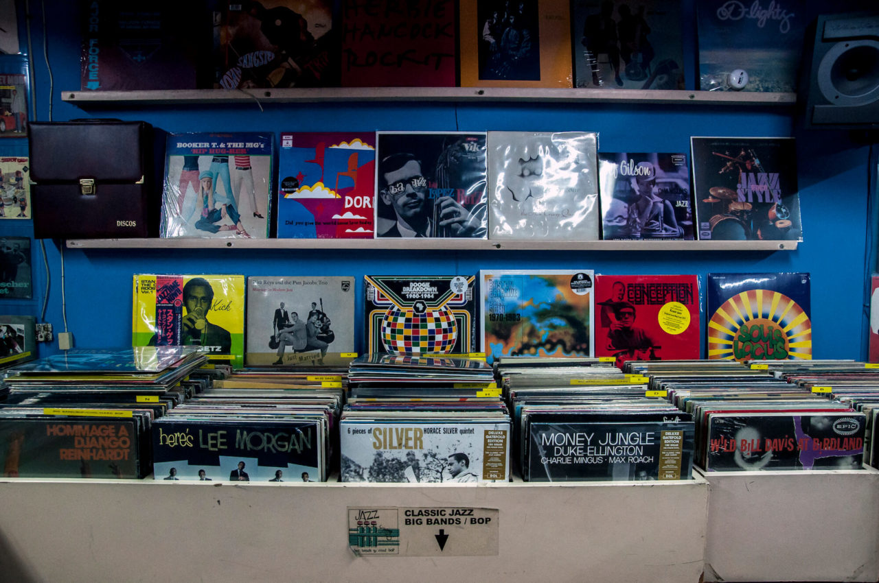 The Definitive Guide To Barcelonas Best Record Shops Re Which Wah Is Mod Into A Proper Vintage Records