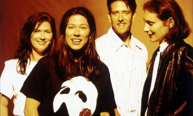 The Breeders to reissue four albums on vinyl
