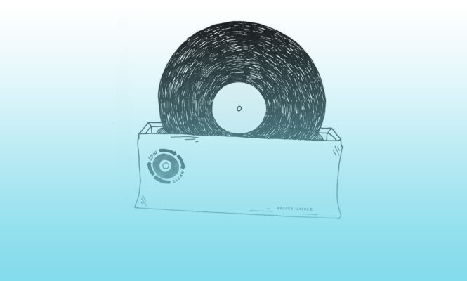 Vinyl FAQ 05: How to use a manual cleaning machine and why it's important