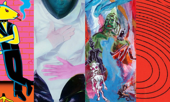 Judging A Cover By Its Cover: April's best record sleeves