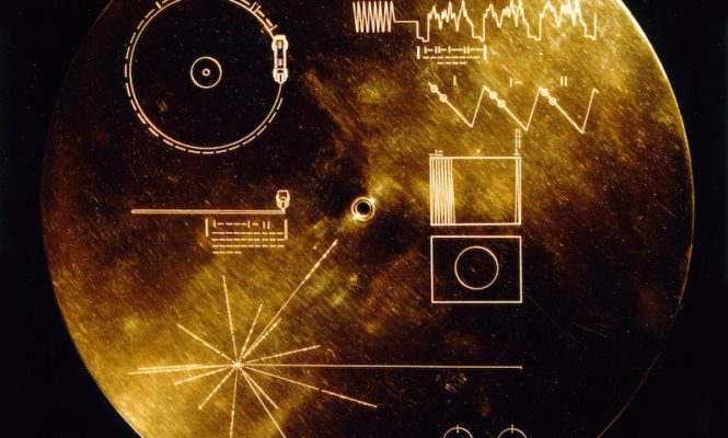 The Voyager Golden Record comes to London